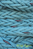 Rope on the pier