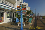 Boardwalk at Bethany Beach, Delaware