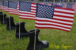 Boots on the Ground Memorial, soldiers lost in the war on terror since 911, Newport Rhode Island