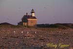 North Light, Block Island, Rhode Island