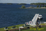 St. Lawrence River, view from Clayton NY