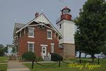 Dunkirk Lighthouse along Lake Erie, Dunkirk, NY, Western region