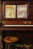 Wegman Piano at the Ward O'Hara Agricultural and Country Living Museum, Auburn NY