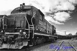 Retired train, Owego New York