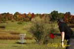 The Spartan Disc Golf Course at Apple Farm, Victor New York