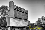 Abandoned Drive-in Sign