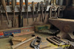 The Old Work Bench