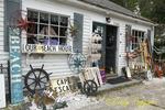 Antique Store, Cape Cod Massachusetts