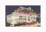 Gator Diner, 1951