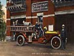 Auto Truck at Central Fire Station, Rochester, MN.