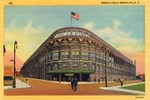Ebbets Field, Brooklyn, NY