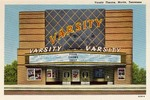 Varsity Theatre, Martin, Tennessee