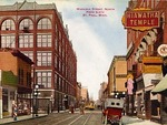 Wabash Street, North From Sixth, St. Paul, Minnesota