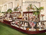 The Confectionery Section, Marshall Field & Co., Retail, Chicago,