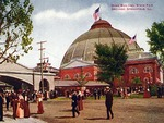 Dome Building, State Fair Grounds, Springfield, Illinois