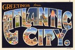 Greetings From Atlantic City, New Jersey