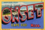 Greetings From Onset, Cape Cod, Massachusetts