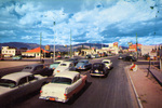 Intersection of Girard, Central & Monte Vista, Albuquerque, New Mexico
