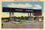 Tulsa Entrance to the Turner Turnpike, Tulsa Oklahoma