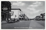 Main Street on 66, Baxter Springs, Kansas