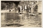 Baptism in a River
