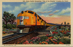 Union Pacific Streamliner \