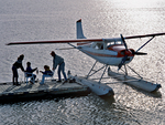 family fishing/floatplane
