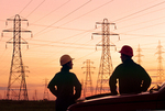 workers/ electricity transmission