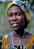 gril from Ghana