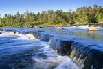 Rainbow Falls, Whiteshell Provincial Park, Manitoba, Canada