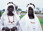 women, near Minna, Nigeria, West Africa