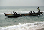 fishermen, Ghanna, West Africa