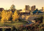 The Forks, Winnipeg, Manitoba, Canada