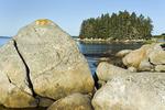 coastline, Bear Point, Nova Scotia, Canada
