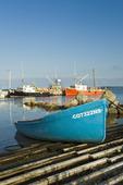 Bear Point Wharf, Bear Point, Nova Scotia, Canada
