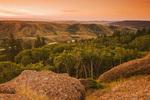 Cypress Hills Interprovincial Provincial Park, Saskatchewan, Canada