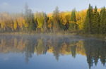 autumn, Glad Lake , Duck Mountain Provincial Park, Manitoba, Canada