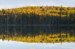 autumn, Glad Lake , Duck Mountain Provincial Park, Manitoba, Canada