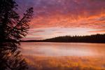 Glad Lake , Duck Mountain Provincial Park, Manitoba, Canada