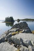 along the Atlantic coast, near Blanche, Bay of Fundy, Nova Scotia, Canada