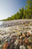 Gargantua Bay, Lake Superior Provincial Park,  Ontario, Canada