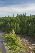 Kaministiquia River, Northern Ontario, Canada