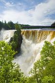 Kakabeka Falls along the Kaministiquia River, Northern Ontario, Canada