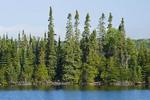 Gardner Lake, Sleeping Giant Provincial Park, Lake Superior,  Ontario, Canada