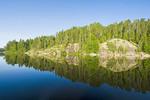 French Lake, Quietico Provincial Park,  Ontario, Canada