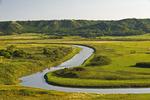 Qu´Appelle  River, Qu´Appelle  River Valley , Saskatchewan, Canada
