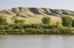 South Saskatchewan River Valley near Glidden,  Saskatchewan, Canada