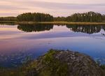 Isabel Lake, near Kenora, Northwestern Ontario, Canada