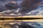 Bunny Lake, near Sioux Narrows, Northwestern Ontario, Canada