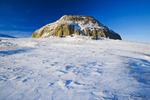 Castle Butte, Big Muddy Badlands, Saskatchewan, Canada